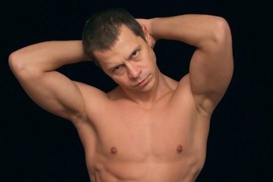 голые русские актеры мужчины фото