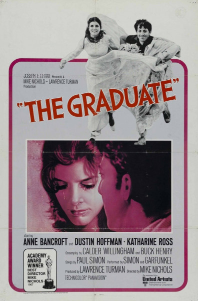 a movie analysis of the graduate by embassy films The graduate is a 1967 american comedy-drama film directed by mike nichols it is based on the 1963 novel the graduate by charles webb, who wrote it.