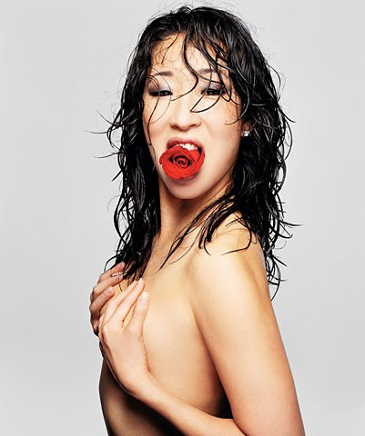 Порно модель сандра фото
